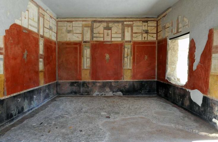 Pompeya  La Fullónica de Stephanus. Pompeya abre al público 6 nuevas 'domus' · National Geographic en español. · Actualidad