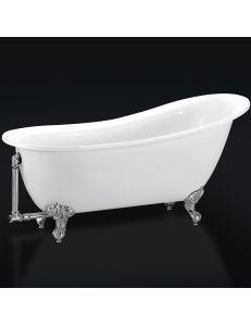 Акриловая ванна Belbagno BB06 (BB06-1550-CRM)