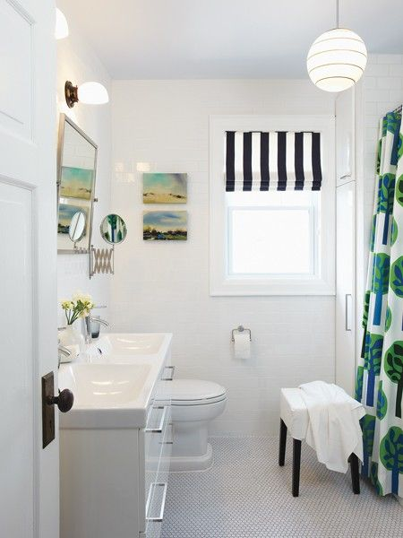 Family-Friendly Bathroom | photo Michael Graydon | design Sarah Hartill | House & Home: