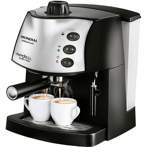 Cafeteira Elétrica Mondial Espresso - Americanas.com