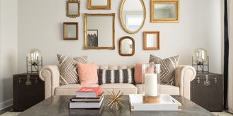 Country Living Sweepstakes:  Enter for a chance to win a room makeover by online interior design company Laurel & Wolf