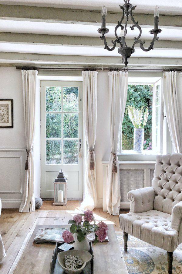 Wunderschönes französisches Bauernhaus Design Inspiration!