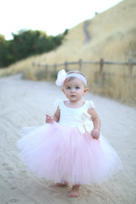 First Birthday Dress ~ Vintage Little Beauty ~First Birthday outfit girl 0befa9db653a