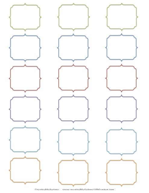 15 besten Crafts: Blank Labels Bilder auf Pinterest | Bilderrahmen ...