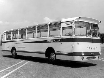 MAVAUT-Ikarus 55 (GA21-79) '1966