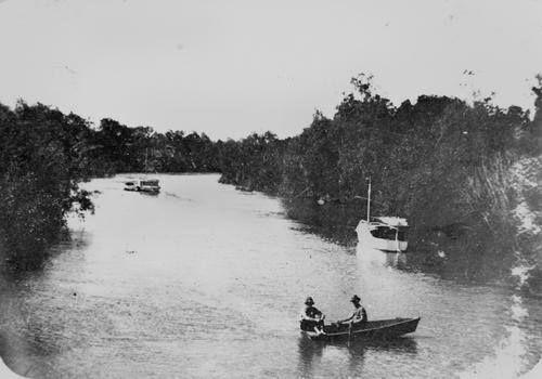 Saltwater Creek, 1920s