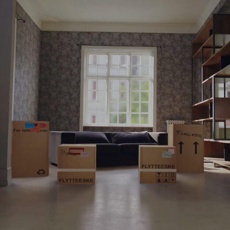 På jakt etter ny bolig - DNB Boligreisen - Godt døme på innhaldsmarknadsføring - godt innhald er innhald som løyser den potensielle kunden sine problem i kjøpsprosessen.