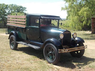 Ford : Model A TRUCK 1929 FORD AA TRUCK ONE TON - http://www.legendaryfinds.com/ford-model-a-truck-1929-ford-aa-truck-one-ton/