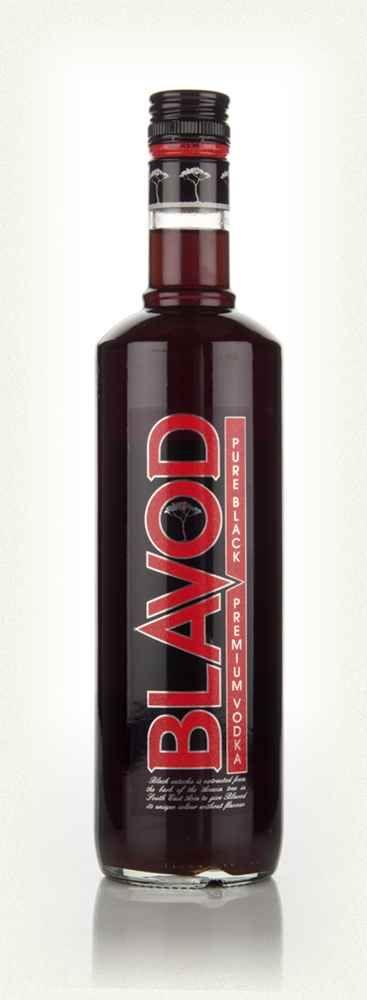 Blavod Original Black Vodka