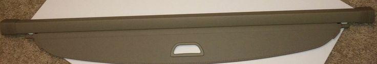 MERCEDES  ML-Class W166  2012-2014 Rear Trunk Roll Cargo Shielding Cover Tan OEM