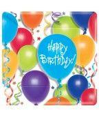 Partilerin vazgeçilmezi balonlarla süslü bir doğum günü teması. Balonlar, yıldızlar, konfetiler partisi her yaş için doğum günü partilerine, her kutlamaya uygun bir parti teması. Ayrıca balonlar teması her parti temasıyla da tamamlayıcı ürün olarak kombinlenebilir. http://www.partipaketi.com/Tema.aspx?TemaID=28&TemaAdi=Balonlar+ve+Konfetiler+Partisi&value=subsubcatId&ID=67