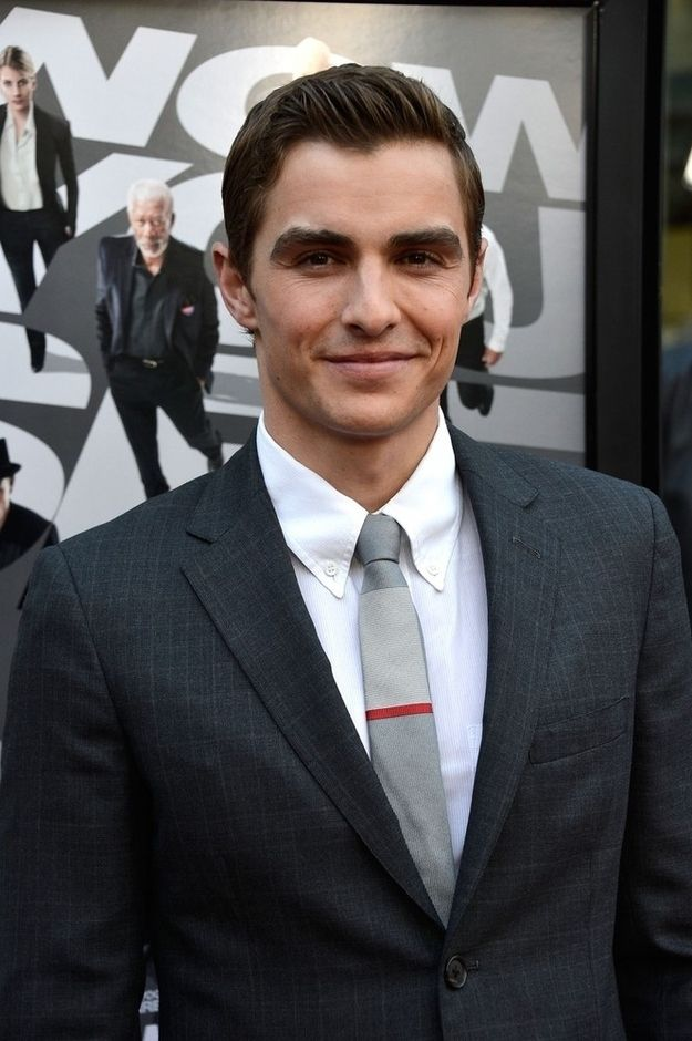Dave Franco | The Official Ranking Of The 51 Hottest Jewish Men In Hollywood: Just another reason why I need to marry him <3