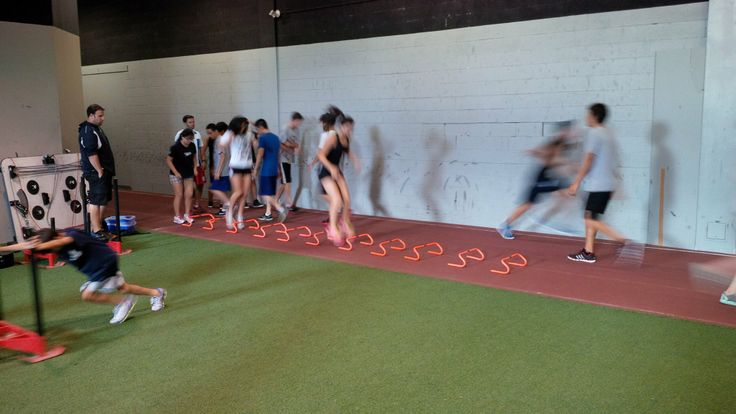 Teams learn to train smart and to train hard. They learn to out train their competition. — at Advantage 4 Athletes, A4A.