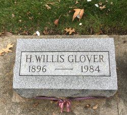 Born in 1896 and died in 1984 Archbold, Ohio H. Willis Glover