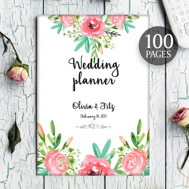 15 best wedding planner images on pinterest wedding planners wedding planner book and wedding