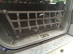 Nissan Xterra Tailgate net