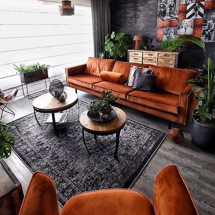 40 Ideen für ein luxuriöses Wohnzimmer