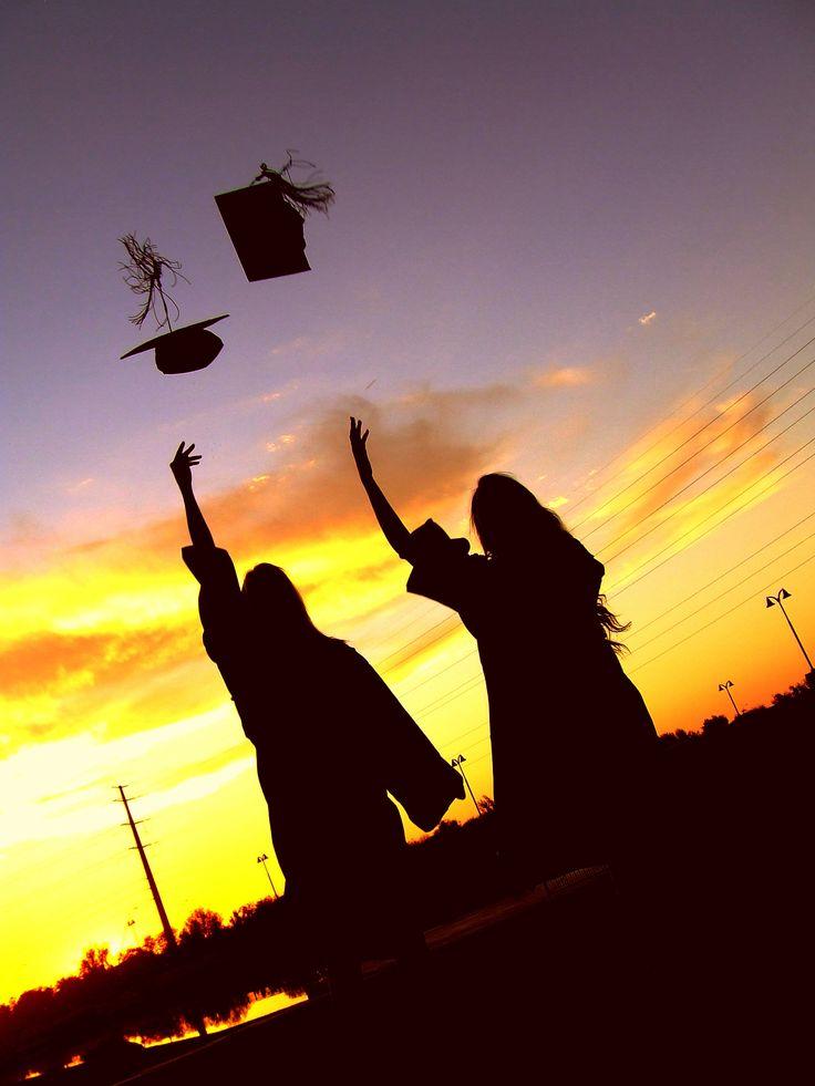 Graduation best friends