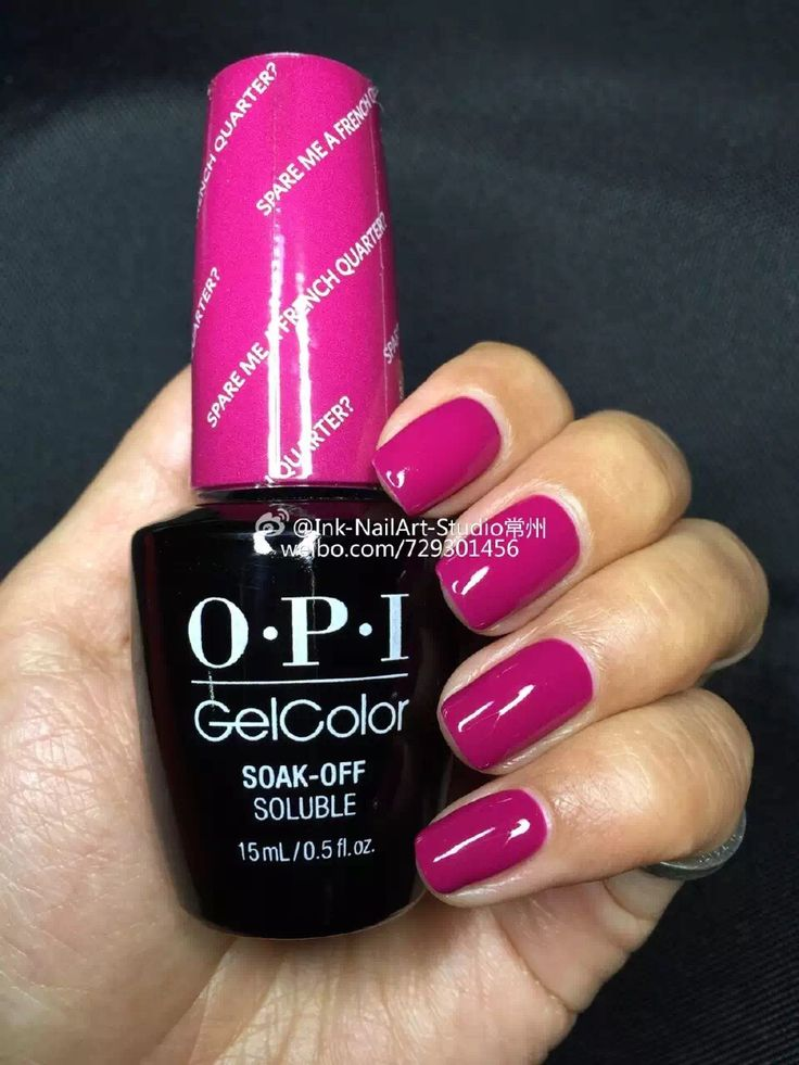 46 best Opi Gel 2018 images on Pinterest | Manicures, Opi gel colors ...