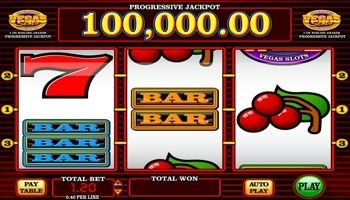 If you want to play a game that is inspired by the #famous gaming city, then #VegasSlots with 3 Lines is a #classic option to consider. With a retro Vegas style, this slot machine has only one feature and it can trigger the #WinningStreak. You will play in flash without downloading if you want to have an enjoyable time with this exciting slots game.