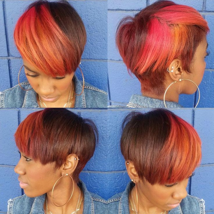 Unique color via @msklarie  Read the article here - http://blackhairinformation.com/hairstyle-gallery/unique-color-via-msklarie/