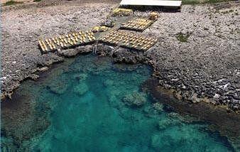 Litos - Stabilimento Balneare nel Parco di Porto Selvaggio.  #Litos #PortoSelvaggio #Spiaggia #Salento