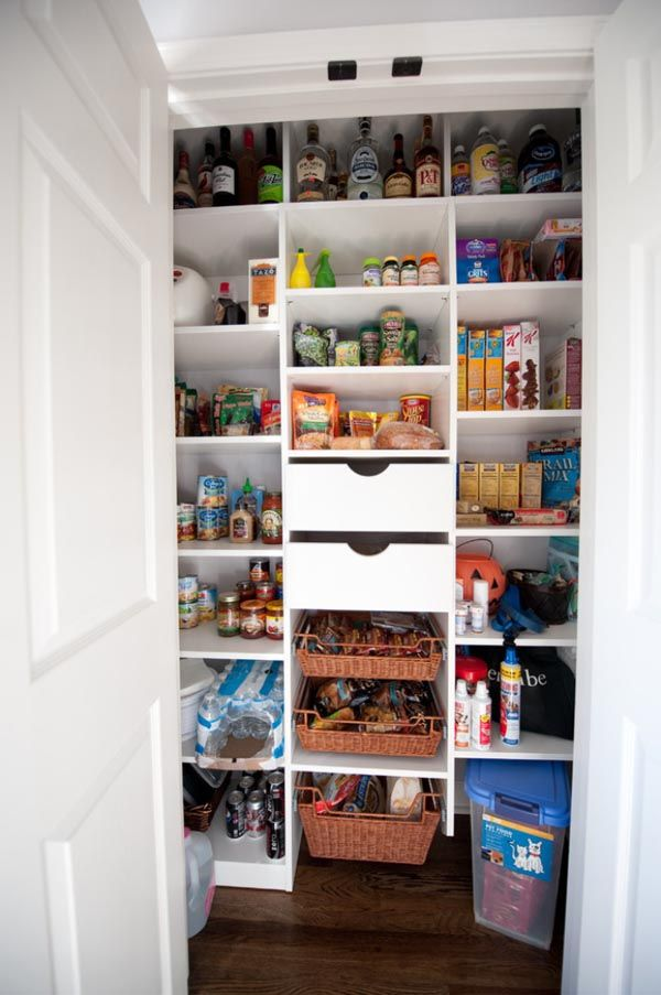 230 best Larders and Pantries images on Pinterest Pantry Closet