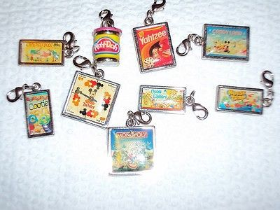 Walt Disney World Charm Lot 6