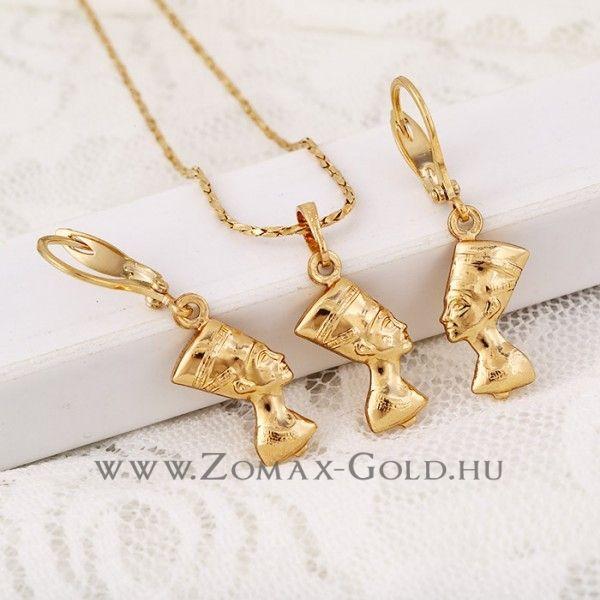 Kira szett - Zomax Gold divatékszer www.zomax-gold.hu