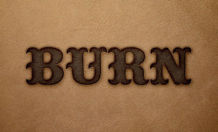 How to Create a Realistic Burnt Text Effect in Adobe Photoshop  Design Psdtuts
