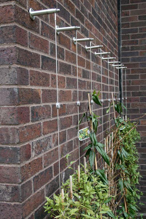 Garden Design Trellis Systems