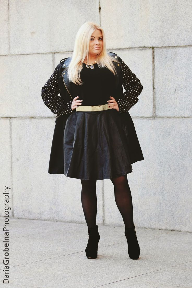 Plus Size Fashion & Models By Paula Perez http://plussizebypaulaperez.blogspot.com/