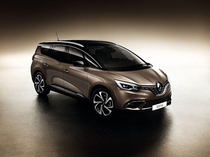 Renault Scenic : Renault voit les choses en grand !