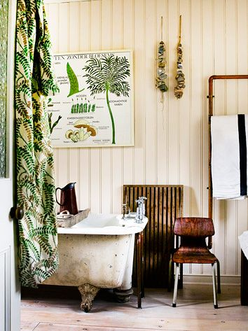 122 Best Bohemian Decor Bathrooms Images On Pinterest | Room, Home And  Beautiful Bathrooms