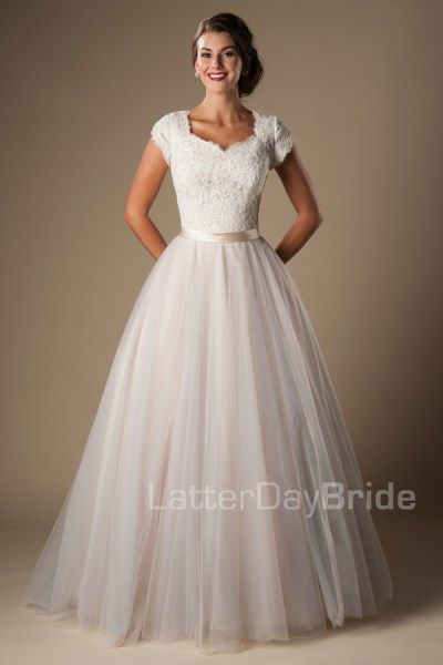 13208 best images about wedding gowns veils on pinterest for Plus size wedding dresses utah