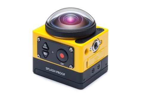 Caméra sport Kodak SP360 EXPLORER PACK prix promo Caméra sport Darty 349.00 € TTC