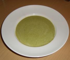 Rezept Broccolicremesuppe von Turbozauberfee - Rezept der Kategorie Suppen