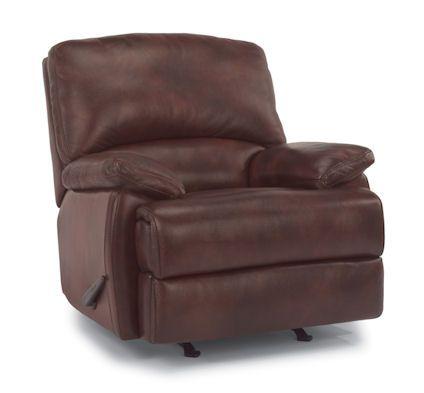 Flexsteel Furniture Latitudes Dylanleather Rocking