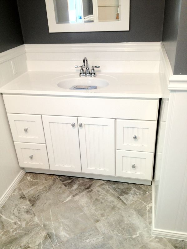 217 Best Wainscoting In Bathrooms Images On Pinterest