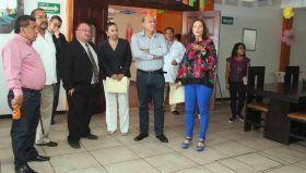 Inauguran área de fisioterapia y rehabilitación de la Casa del Adulto Mayor
