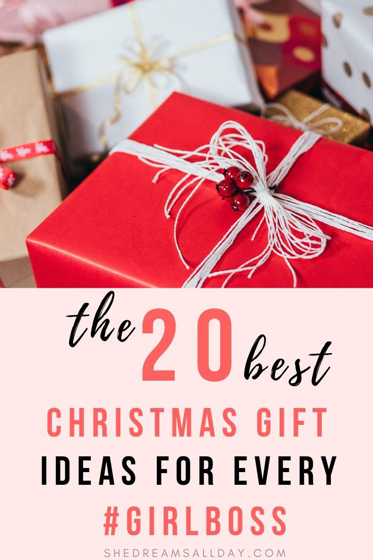 The 20 Best Holiday Gift Ideas For Every Girlboss Gift Ideas
