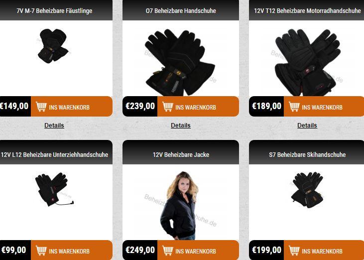 Beheizbare Handschuhe .de. Startseite des offiziellen Gerbing Partner in Deutschland. Die besten auf dem Markt erhältlichen beheizte Handschuhe zum besten Preis.  https://www.beheizbarehandschuhe.de/