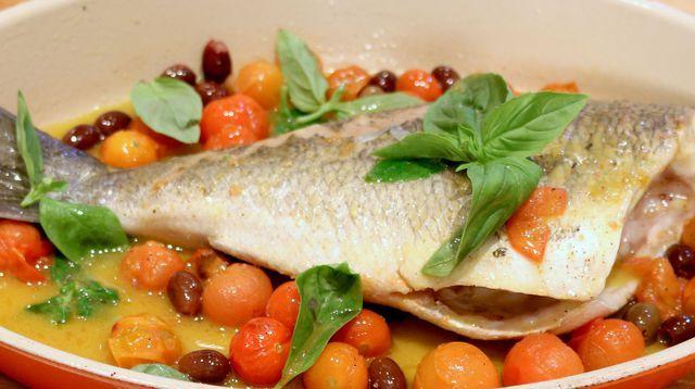 Les inratables de Jean-François Piège: le poisson sauce quatre-quarts