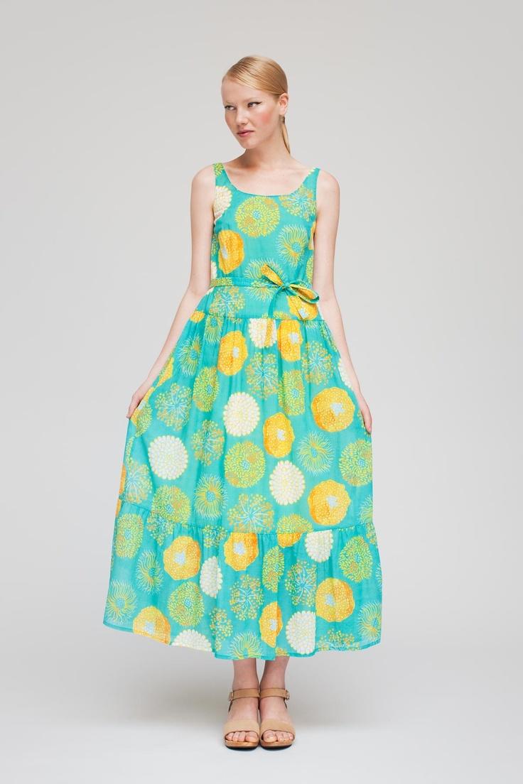 A sunny Marimekko dress!
