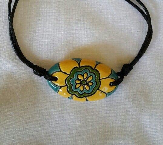 Porcelain bracelet