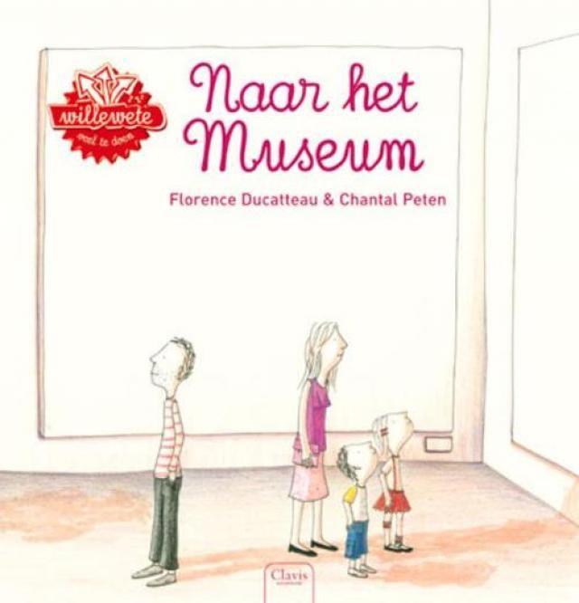 Boekenhoek: naar het museum