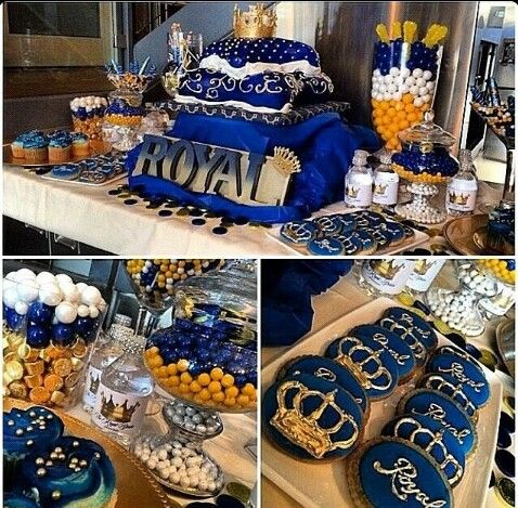 Candy Table...Royal King