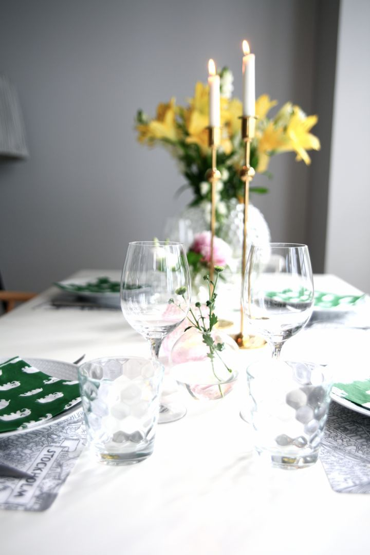 Table setting | Valerie Aflalo