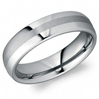 Crown Ring - Collections Alternative Metal Tungsten Carbide Tu 0192