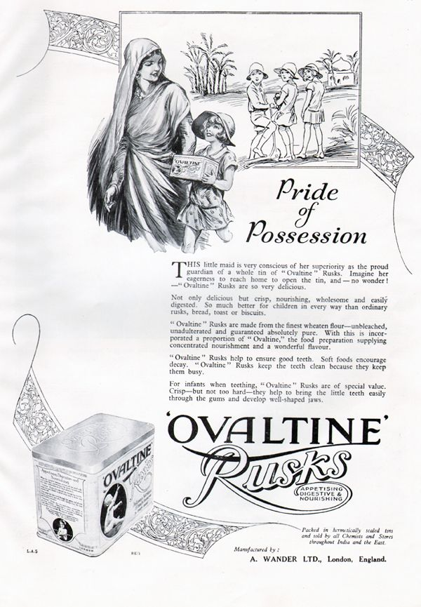 ovaltine rusks tin - Google Search